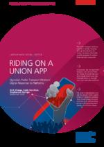 Riding on a union App